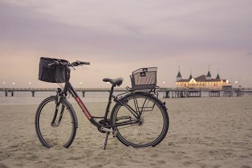 Tourenrad Damen bike rental in Ahlbeck