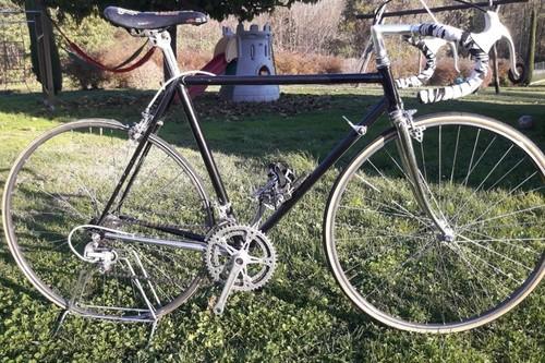 Alquiler de bicicletas MOSER Moser nera I M en Orentano-Pisa