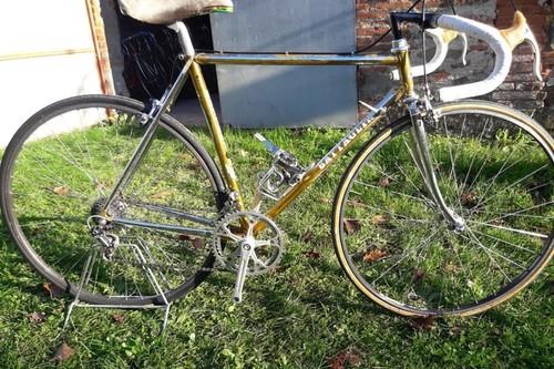 Alquiler de bicicletas Battaglia Cromo I S en Orentano-Pisa
