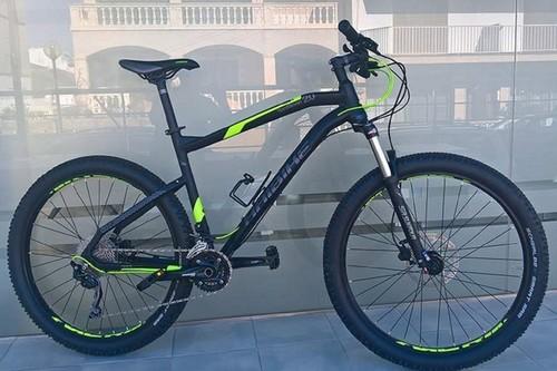 Alquiler de bicicletas Haibike HardSeven Plus 2.0 en Can Picafort