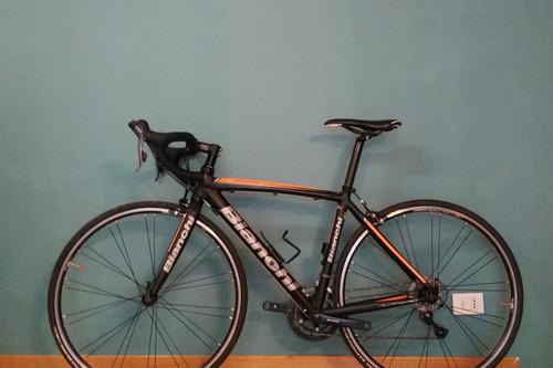Alquiler de bicicletas Bianchi Via Nirone 7 en Olbia