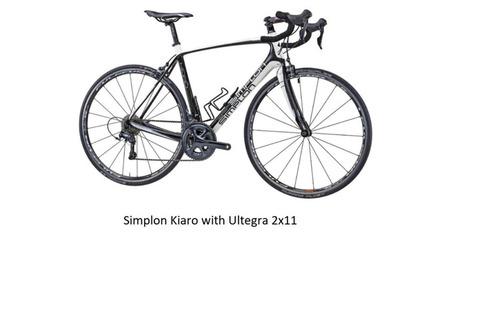 Alquiler de bicicletas Simplon Kiaro Size 55cm en Rambouillet