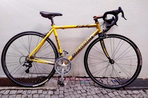 Bianchi ML3 Reparto Corse Alloy bike rental in Berlin