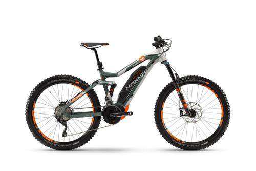 Haibike Berg eMTB Pro AllMtn 8.0 bike rental in Eiselfing