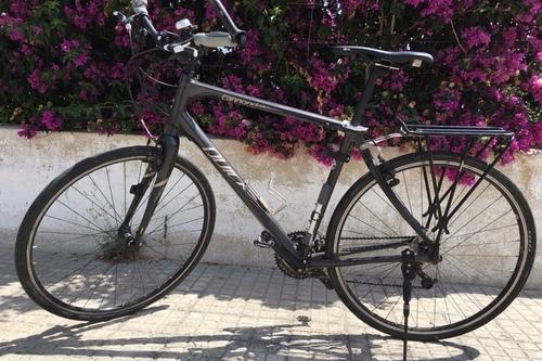 Alquiler de bicicletas Cannondale Quick Carb 3 en Ca'n Picafort