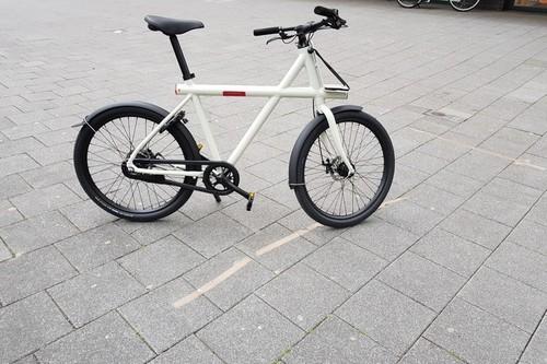 Vanmoof x Vanmoof X bike rental in Amsterdam