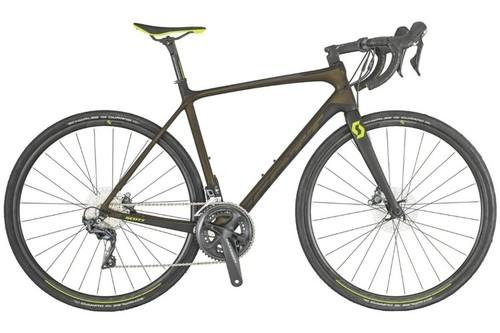 Alquiler de bicicletas Scott Solace Disc en Maspalomas