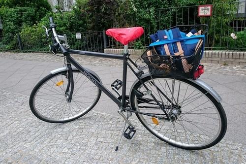Rocky Othon Don Carlos bike rental in Berlin