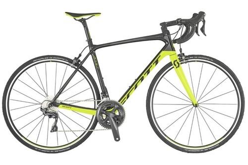 Alquiler de bicicletas Scott Addict Carbon en Maspalomas
