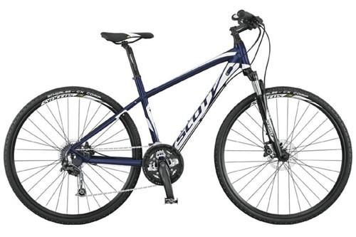 Alquiler de bicicletas Scott Sportster en Maspalomas