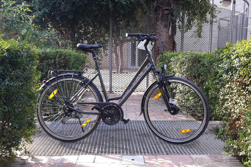 Alquiler de bicicletas Bergamont Horizon 7.0 en Murcia