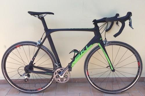 BKL Optima Carbon fietsverhuur Peschiera del Garda