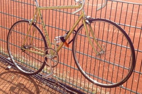 Location vélo Bianchi Gimondi à Hamburg