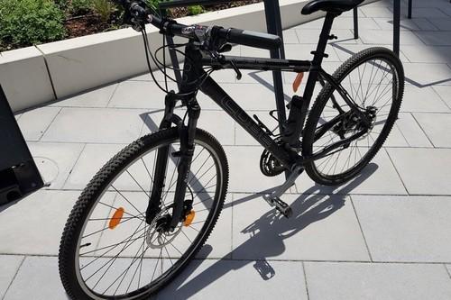 Location vélo Cube Cross à Wien