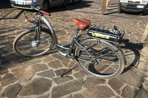 Location vélo le Grand Lille à limone sul garda