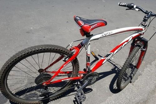 Alquiler de bicicletas GFM Mercury en Catania
