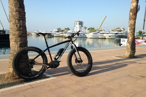 felt LEBOWSK bike rental in ses Illetes