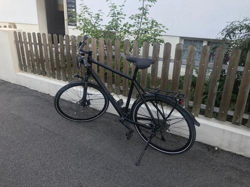 Kalkhoff Endeavour 30 - 28 Zoll fietsverhuur Stuttgart