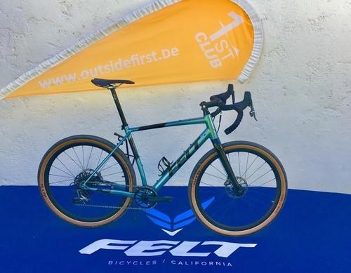 Alquiler de bicicletas Felt Felt Breed 20 Gravel RH54 en München