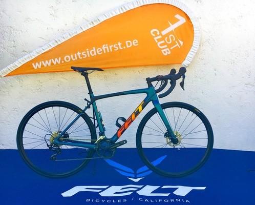 Alquiler de bicicletas Felt F5X, CX, RH53 en München