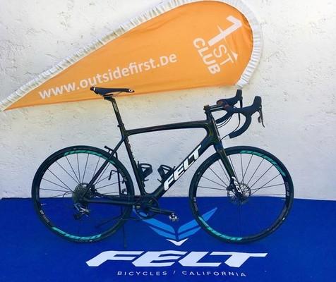 Felt Felt F3X RH57 CX bike rental in München