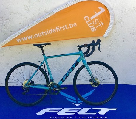 Alquiler de bicicletas Felt Felt F30X 50RH RR en München