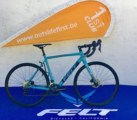 Alquiler de bicicletas Felt Felt F30X 53RH CX en München