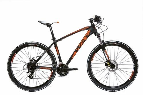Alquiler de bicicletas WST I XL QUAKE 724 en Olvera, Cadiz