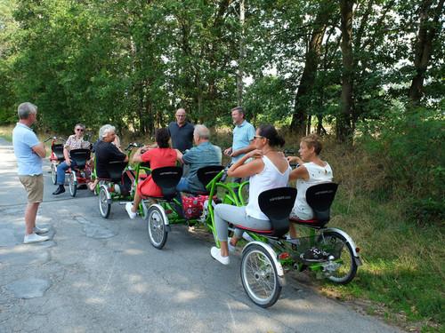Van Raam 6er  4h bike rental in Raesfeld