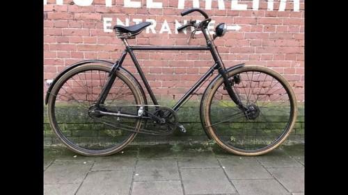 Alquiler de bicicletas Simplex Cycloïde 1940 1940 WW2 Simplex Cyloïde en Amsterdam
