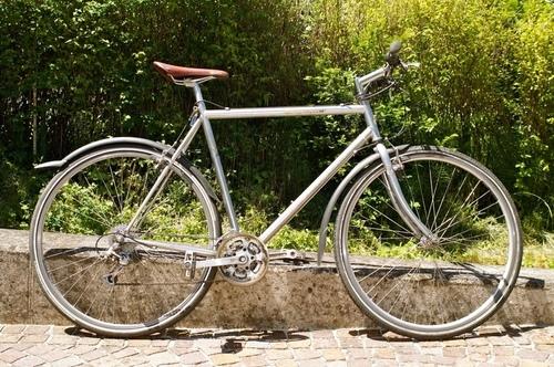 Alquiler de bicicletas Raleigh Pioneer en Salzburg
