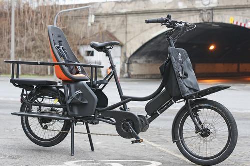 Bicicapace E-Justlong bike rental in Nürnberg