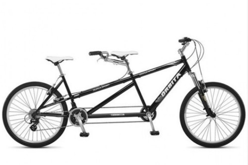 Alquiler de bicicletas Orbita Sintra Tandem Bike en Olvera, Cadiz