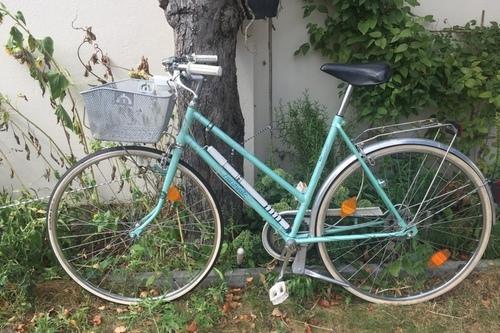 Hanseatic Damenrad bike rental in Potsdam