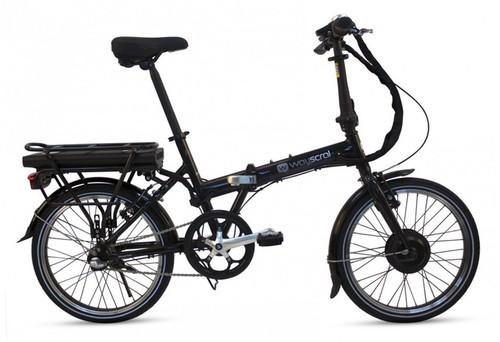 Wayscral Flexy 215 36V 13.2Ah bike rental in Neuss