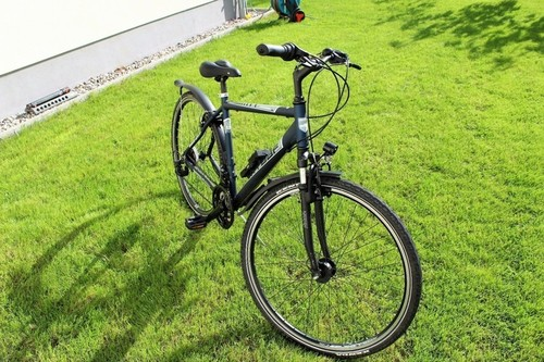 BBF Toulouse bike rental in Seebad Heringsdorf
