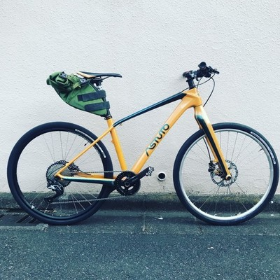 Astuto Astuto AX 17 fietsverhuur Kawasaki
