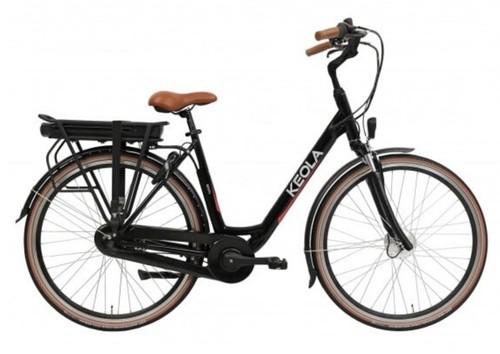 Alquiler de bicicletas Keola IJSSEL NX7 en Paris