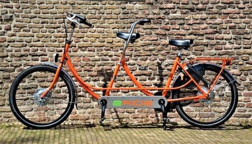 Onderwater Tandem fietsverhuur BREDA