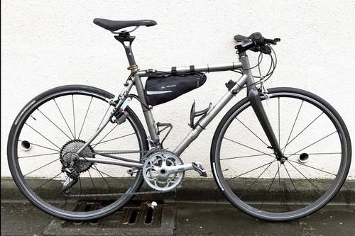 Astuto Velogical Ti 49 fietsverhuur Kawasaki