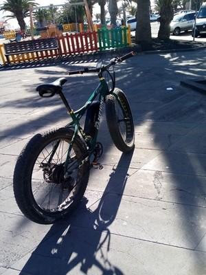 Alquiler de bicicletas Armony Campione en Costa Teguise