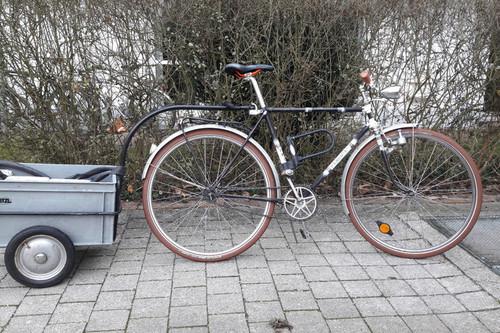 Location vélo Herkules Herkules Single Speed 70s à München