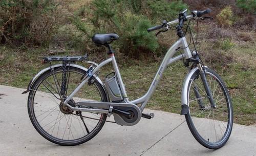 Flyer, Kreidler, Kettler E-bike bike rental in Rheden