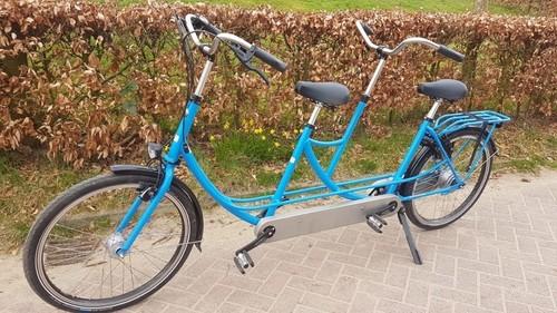 Tandem Onderwater maat 54 bike rental in Rheden