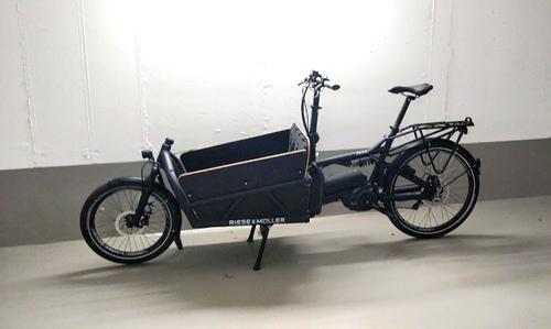 Alquiler de bicicletas Riese & Müller Load 60 en München