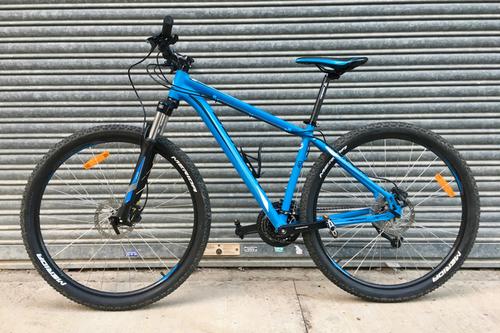 Alquiler de bicicletas Merida BIG NINE 40 en Girona