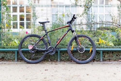 Alquiler de bicicletas Giant ATX en Paris