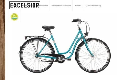 Location vélo Excelsior Damen Fahrrad  à München