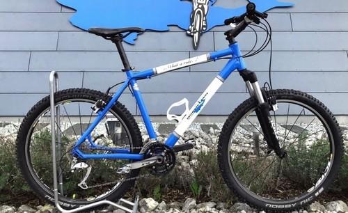 Chiemgau Biking MTB Hardtail | XL bike rental in Bernau am Chiemsee