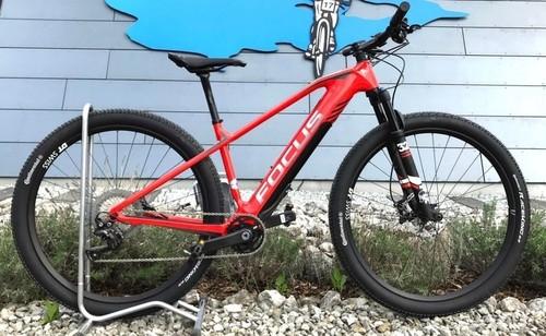 Focus RAVEN Fazua | S bike rental in Bernau am Chiemsee